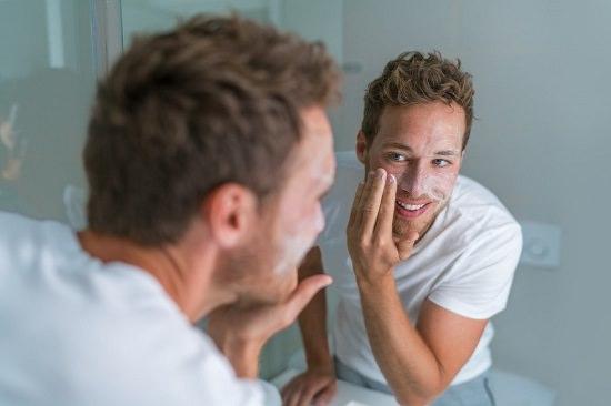 Natural Skin Care Tips for Men 3
