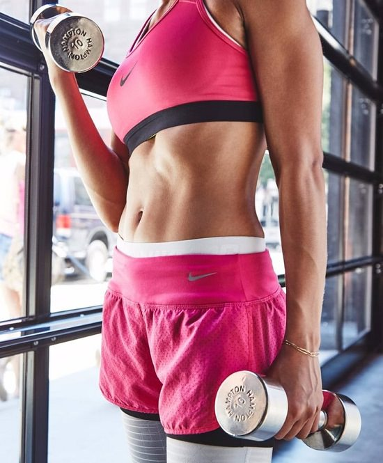 Weight lifting for women2