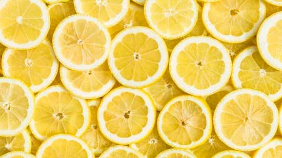 lemon for spots
