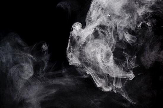Residual smoking odors