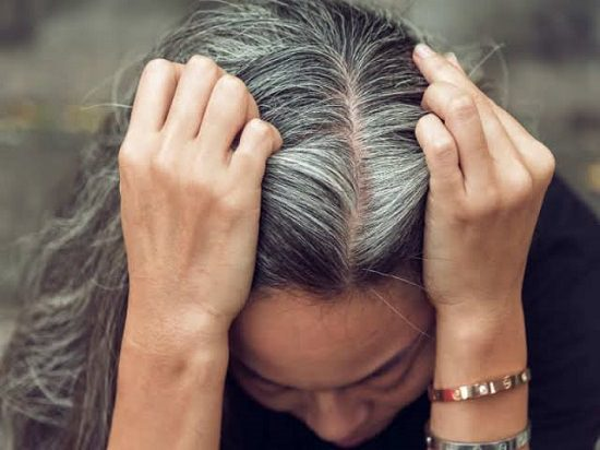 Lemon Juice And Coconut Oil For Gray Hair1