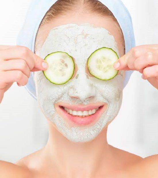 DIY Cucumber Face Mask5