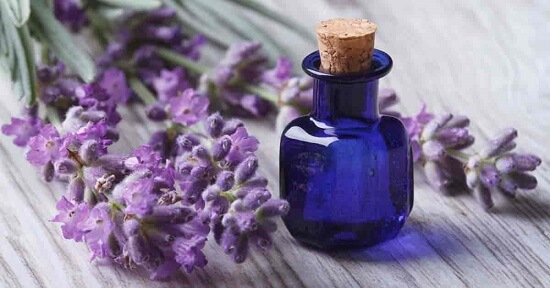 Lavender Essential Oil for skin