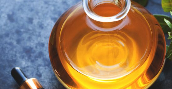 Castor Oil and Argan Oil Mix For Face2