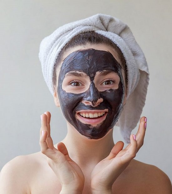 Elmer's Glue Charcoal Face Mask1
