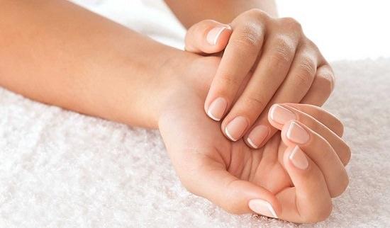 Homemade Manicure Scrub1