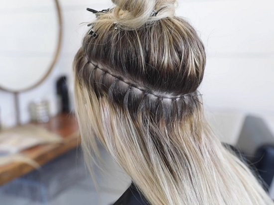 Are Hand Tied Extensions Bad For Your Hair1