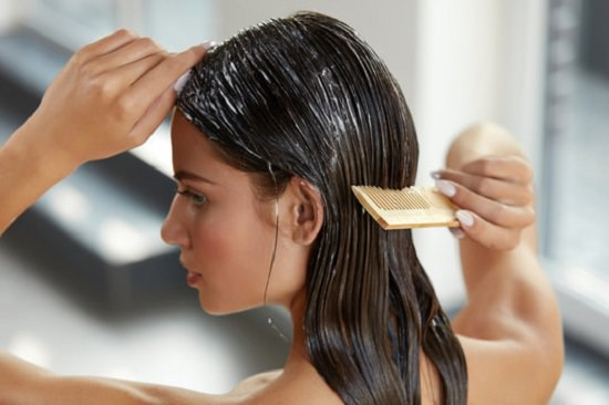Castor oil Eggs and Honey for Hair Health2