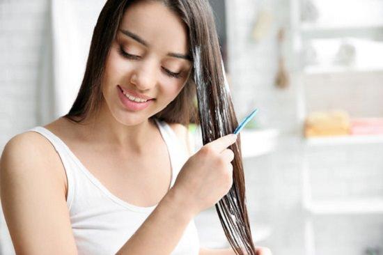 Castor oil Eggs and Honey for Hair Health3
