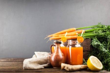 Carrot and Lemon Juice for Skin3