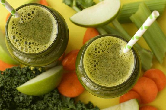 Apple Carrot and Celery Juice Health Benefits1