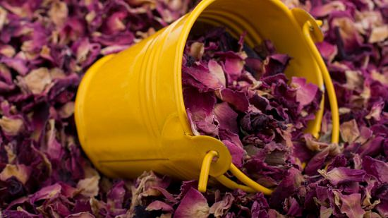 How to Make Rose Powder for Skin4
