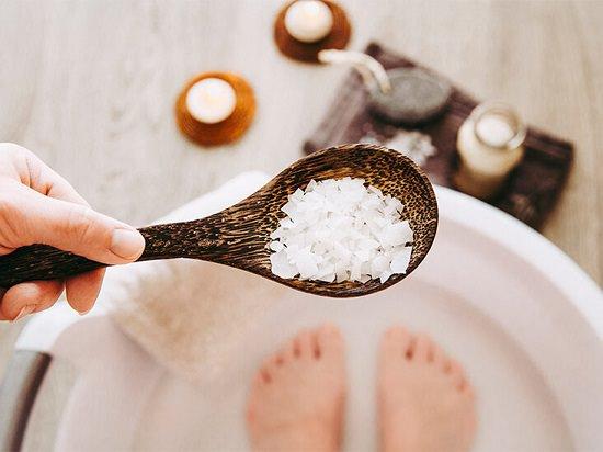 Epsom Salt for Sore Feet3