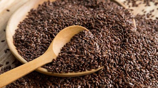 Flaxseed Scrub for The Face1